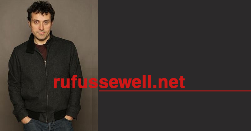 welcome to rufussewell.net